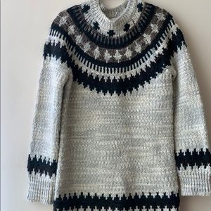 Lucky Brand Wool Pullover Sweater